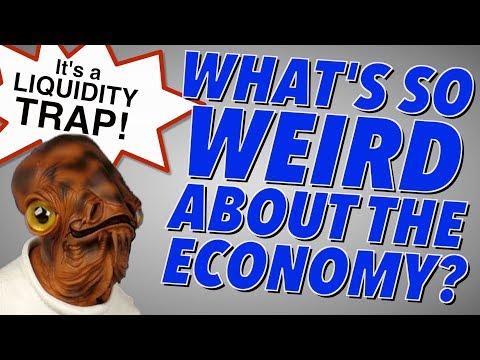 Liquidity traps and the economy- Macro 4.16