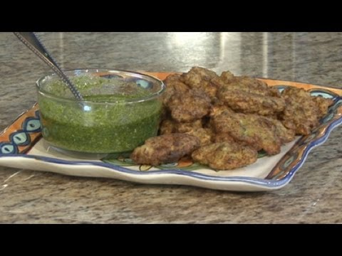 How To Make French Style Zucchini Fritters