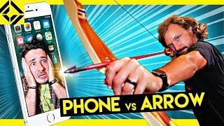 iPhone Archery Challenge DON