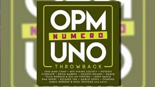 Various Artists - OPM Numero UNO Throwback (Official Album Preview)