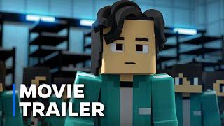 Squid Game   Minecraft Animation Movie   Trailer