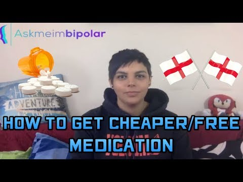 How To Get Cheaper/Free Medication