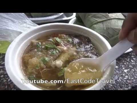 Fake fish maw soup