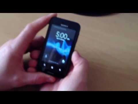 How to Unlock SONY Xperia Tipo from Meteor by Unlock Code, from Cellunlocker.net .