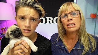 the Truth about Morgz vs Morgz Mum Beef... (EXPOSED)