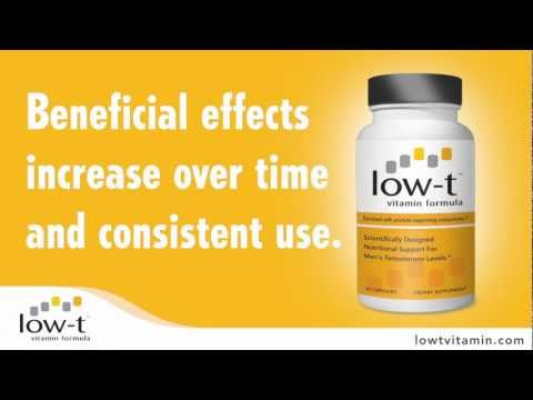Low-T Vitamin Formula, The