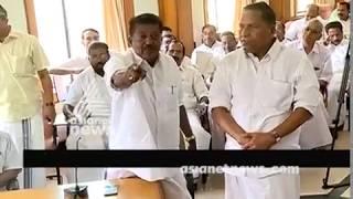 Dispute in all-party meeting Kannur | കണ്ണൂര് സര്വ്വ കക്ഷി യോഗത്തില് തര്ക്കം