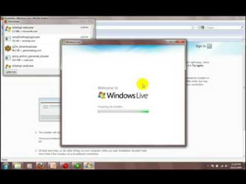 Windows 7 email download