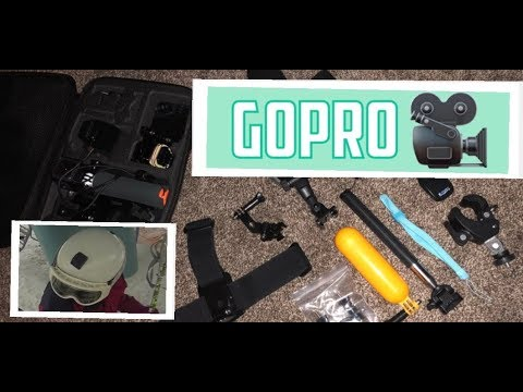GoPro Accessories // Equipment