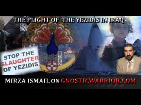 The Plight of the Yezidis in Iraq – Mirza Ismail on GW Radio