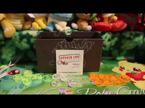 Broken Egg Games PokeTokes Giveaway Winners
