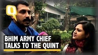If Bahujans Unite, Modi Govt Won't Survive: Bhim Army Chief | The Quint