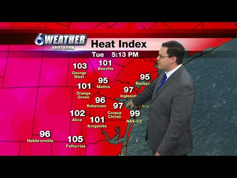 5PM Weather Forecast 5/29/18