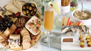 Download How To Create An Epic Cheese Board! And More Party Food Ideas iHeartFall ep12 MissLizHeart Video