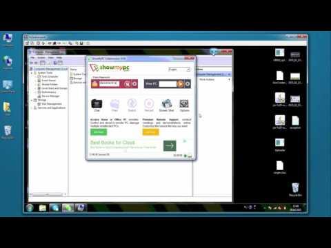 ShowMyPC Remote Desktop Sharing