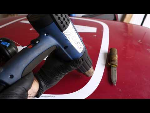 How to remove sticker tape away car paint and body