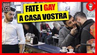 Non Voglio GAY Nel Mio Bar - [Bar Eco] - [Esperimento Sociale] - theShow