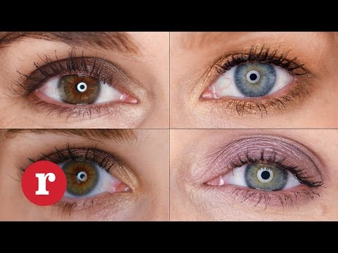 Best Eye Shadow Your Eye Color | Redbook + Revlon