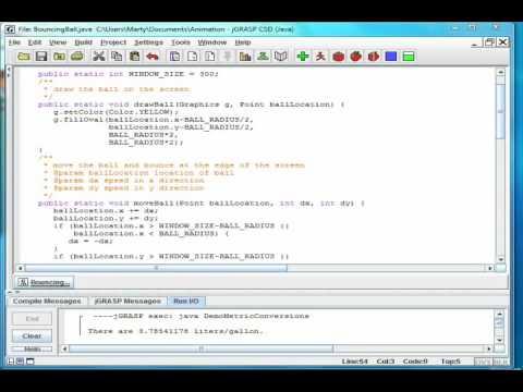 Java #09 - Animation
