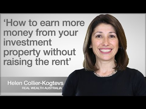 How to earn more money from your investment property without raising the rent