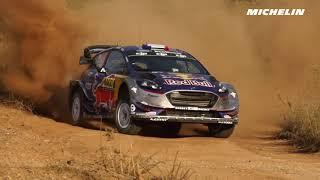 Shakedown - 2017 WRC Rally de España - Michelin Motorsport