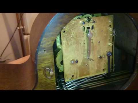 Junghans mantle clock - running too fast