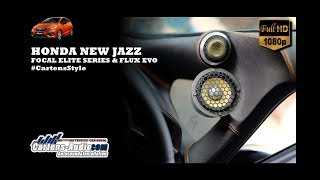 Audio Mobil Sound Quality HONDA JAZZ RS | FOCAL | FLUX | HELIX | KENWOOD