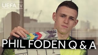 How much does Phil Foden know about City's #UCL history?