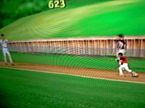 Short Person Cheat On MVP Baseball 2005 Gamecube