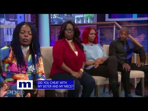 Did You Cheat With My Sister and My Niece? | The Maury Show