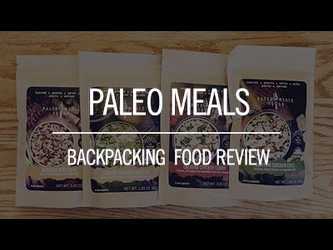 Paleo Meals To Go // Backpacking Food Alternative