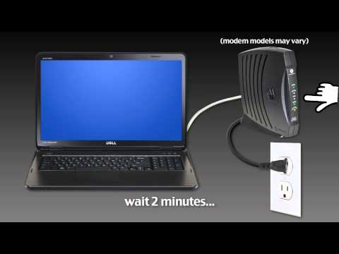 How to Reboot Your Modem | Cox High Speed Internet