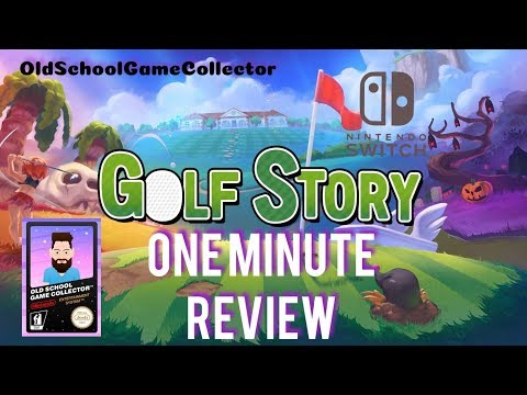 Golf Story for the Nintendo Switch: One Minute Review