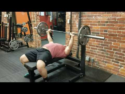 Bench Grip Tip To Alleviate Bicep Pain