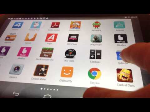How To Download Aptoid For A Hudl 2