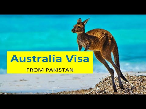 AUSTRALIA - visit visa consultant - Pakistan