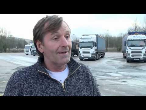TruckWorld TV Drivers Views on using the digital tachograph