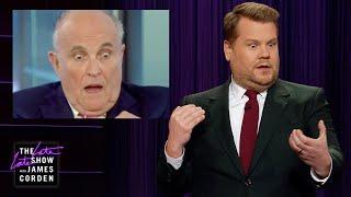 Rudy Giuliani Proves He