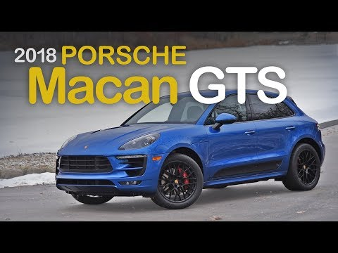 2018 Porsche Macan GTS Review: Curbed with Craig Cole
