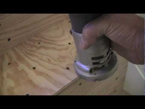 How To Prepare Stairs For Peel And Stick Tiles. (Part One)