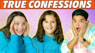 Download True Confessions ft. Alex Wassabi | Hayley LeBlanc & Annie LeBlanc Video