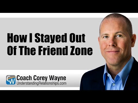How I Stayed Out Of The Friend Zone