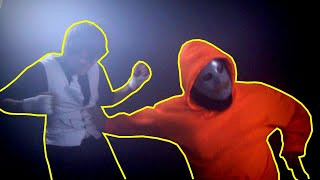 Wushu Kung Fu vs Boxing | Martial Arts Action Scene