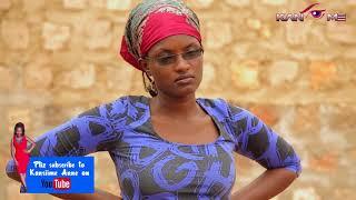 The banana leaf borrower. Kansiime Anne. African comedy.