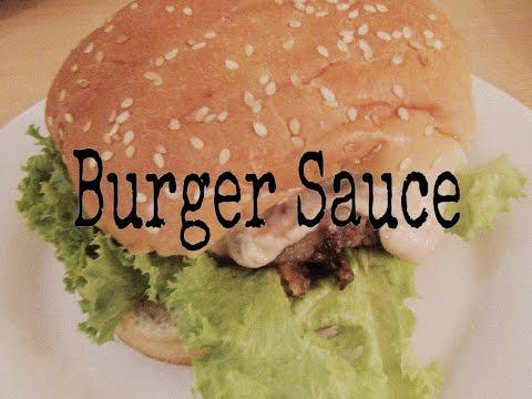 Burger Sauce | Easy Recipes | صوص برجر