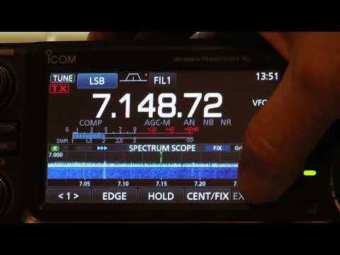 Why Use The Edge On An Icom IC 7300
