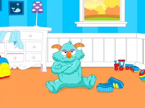 Breathe, Think, Do with Sesame by Sesame Street - Brief gameplay MarkSungNow