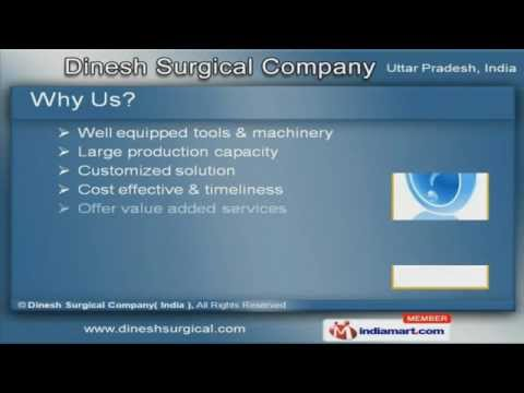 Hospital Bed by Dinesh Surgical Company( India ), Ghaziabad
