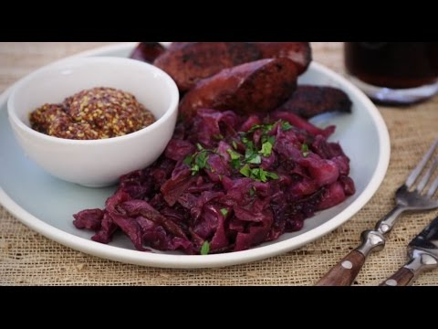 How to Make German Red Cabbage | Side Dish Recipes | Allrecipes.com