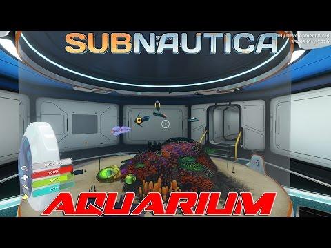 Aquarium! : Subnautica (EP6)